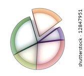 statistics   3d isolated... | Shutterstock . vector #12847951