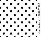 seamless vector geometrical... | Shutterstock .eps vector #1284869107