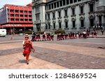 central plaza  guatemala city ... | Shutterstock . vector #1284869524