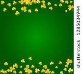 saint patricks day background... | Shutterstock .eps vector #1285034944