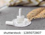 spray diy hand made perfume... | Shutterstock . vector #1285072807
