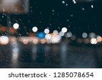 beautiful background of night...   Shutterstock . vector #1285078654