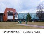 atlanta  ga  4 jan 2019  view...   Shutterstock . vector #1285177681