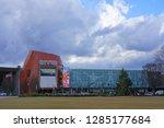 atlanta  ga  4 jan 2019  view... | Shutterstock . vector #1285177684