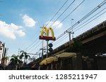 bangkok  thailand   december 6  ...   Shutterstock . vector #1285211947