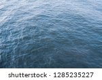 aerial view of blue river...   Shutterstock . vector #1285235227