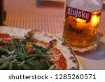 makarska  croatia   june 18 ... | Shutterstock . vector #1285260571