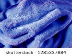 abstract background with fluffy ... | Shutterstock . vector #1285337884