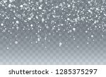 background for new year... | Shutterstock .eps vector #1285375297