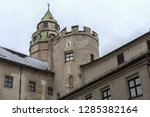 hasegg castle and hall's old... | Shutterstock . vector #1285382164