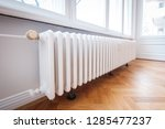 Radiator And Thermostat In Flat ...