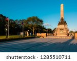 monument in memory of jose... | Shutterstock . vector #1285510711