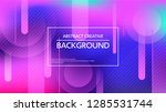 vibrant vector design of... | Shutterstock .eps vector #1285531744
