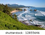 Cannon Beach From Ecola State...