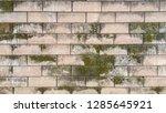old brick wall. | Shutterstock . vector #1285645921