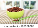 Delicious And Healthy Cereal I...