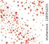 falling stars confetti... | Shutterstock .eps vector #1285916251