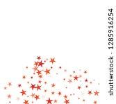 falling stars confetti... | Shutterstock .eps vector #1285916254