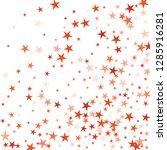 falling stars confetti... | Shutterstock .eps vector #1285916281