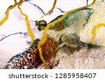 abstract clouds  art.... | Shutterstock . vector #1285958407