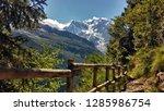beauty of northern italy  alpine | Shutterstock . vector #1285986754