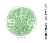 elegant design templates for...   Shutterstock . vector #1285994644