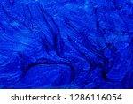 a pouring nail polish. varnish... | Shutterstock . vector #1286116054