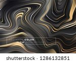modern colorful flow poster.... | Shutterstock .eps vector #1286132851