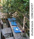 art in the garden natural is my ...   Shutterstock . vector #1286156557