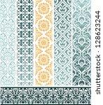 design elements   Shutterstock .eps vector #128623244