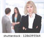 nice business woman....   Shutterstock . vector #1286395564