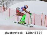 schladming  austria   february... | Shutterstock . vector #128645534
