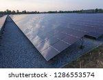 solar panel  alternative... | Shutterstock . vector #1286553574