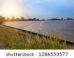 solar panel  alternative... | Shutterstock . vector #1286553577
