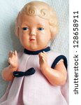 Antigua Doll With More Than...