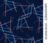 abstract vector background.... | Shutterstock .eps vector #1286634484