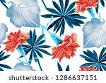 hi quality fashion design.... | Shutterstock . vector #1286637151
