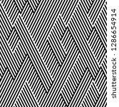 vector seamless texture.... | Shutterstock .eps vector #1286654914