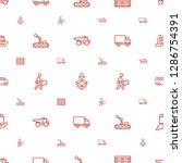 delivery icons pattern seamless ... | Shutterstock .eps vector #1286754391