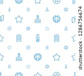 rating icons pattern seamless... | Shutterstock .eps vector #1286756674