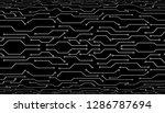 circuit board technology tree... | Shutterstock .eps vector #1286787694