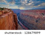 View Of Colorado River And...