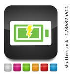 vector battery charging   power ... | Shutterstock .eps vector #1286825611