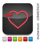 remove lover symbol   flat... | Shutterstock .eps vector #1286825614