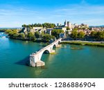 Pont Saint Benezet Bridge And...