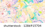 colorful abstract geometric...   Shutterstock . vector #1286915704