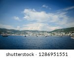 the aegean sea coast of turkey | Shutterstock . vector #1286951551