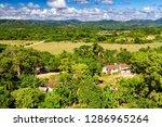 valley de los ingenios   sugar... | Shutterstock . vector #1286965264