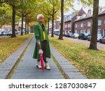 Portrait Of A Senior Woman In ...