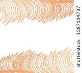 pattern background. vector... | Shutterstock .eps vector #1287134737